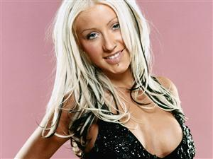Free Christina Aguilera Screensaver Download